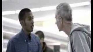 Bjorn Borg John McEnroe Tesco Commercial August 2007