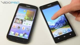 Обзор смартфонов Huawei Ascend G610 и G700