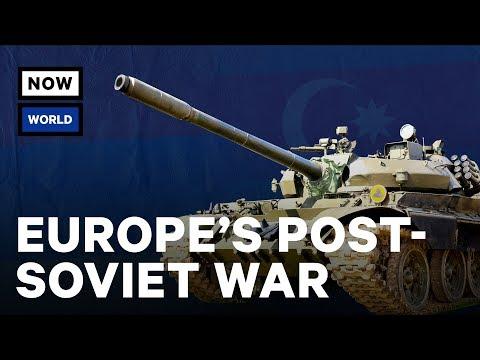 Nagorno-Karabakh: Europe's Post-Soviet 'Frozen War' | NowThis World