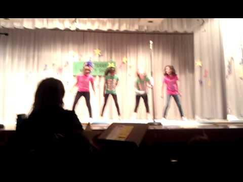 Eli terry school talent show-whip my hair