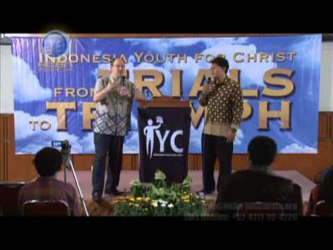 Life Lesson - IYC 2011 - Bryan Gallant : HCBN Indonesia