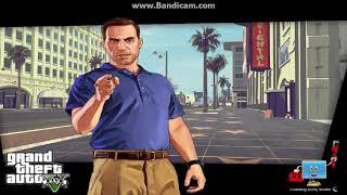 grand Theft Auto V  4GB RAM  Intel Core i3 5005u  Intel HD Graphics 5500  TEST  PART 1