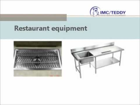 Stainless Steel Food Service Equipment | Kitchen & Restaurant Equipment
