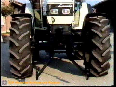 Lamborghini Medium Power Range Grand Prix 1988 English Youtube