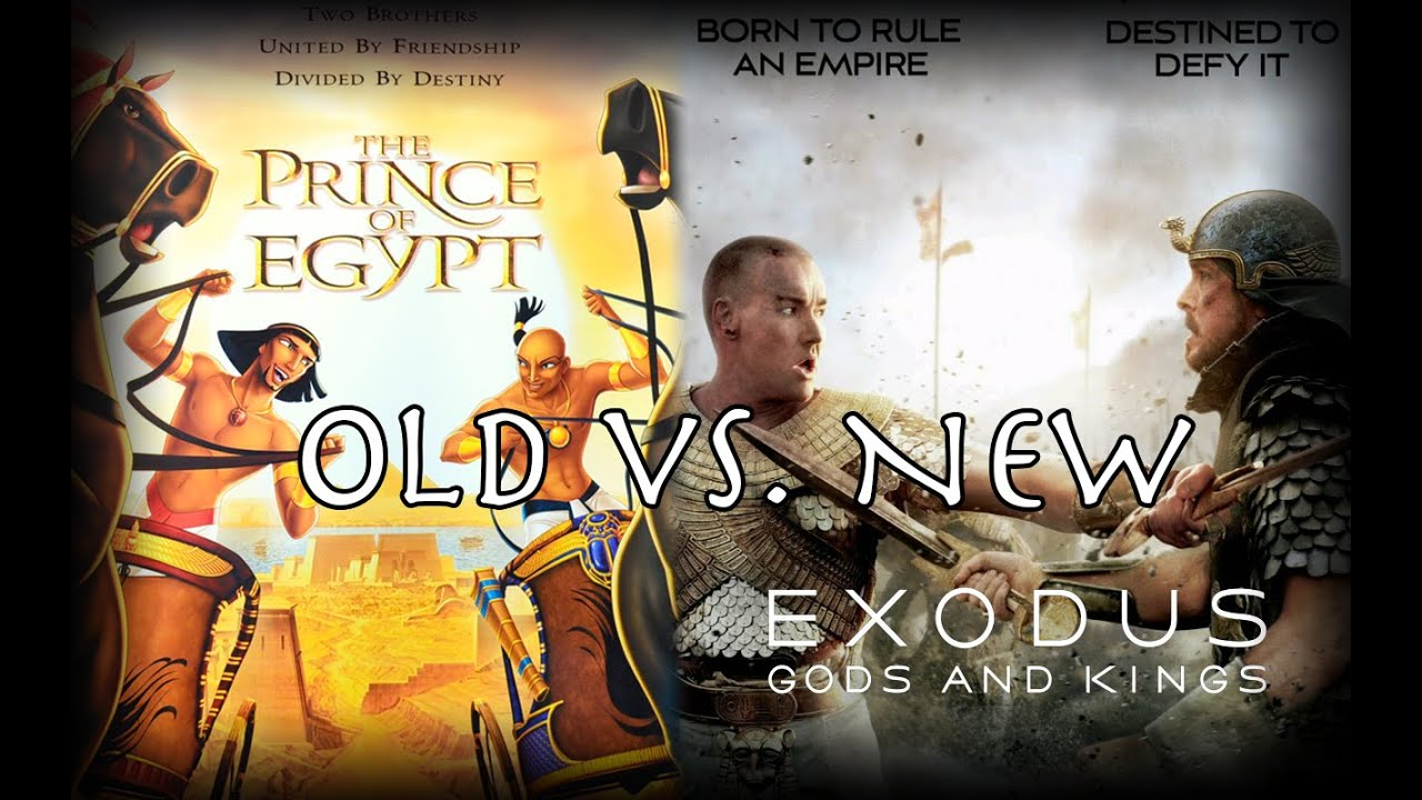 prince of egypt vs exodus The prince of egypt study guide the prince of egypt discussion questions exodus discussion questions the prince of egypt: bible vs the movie.