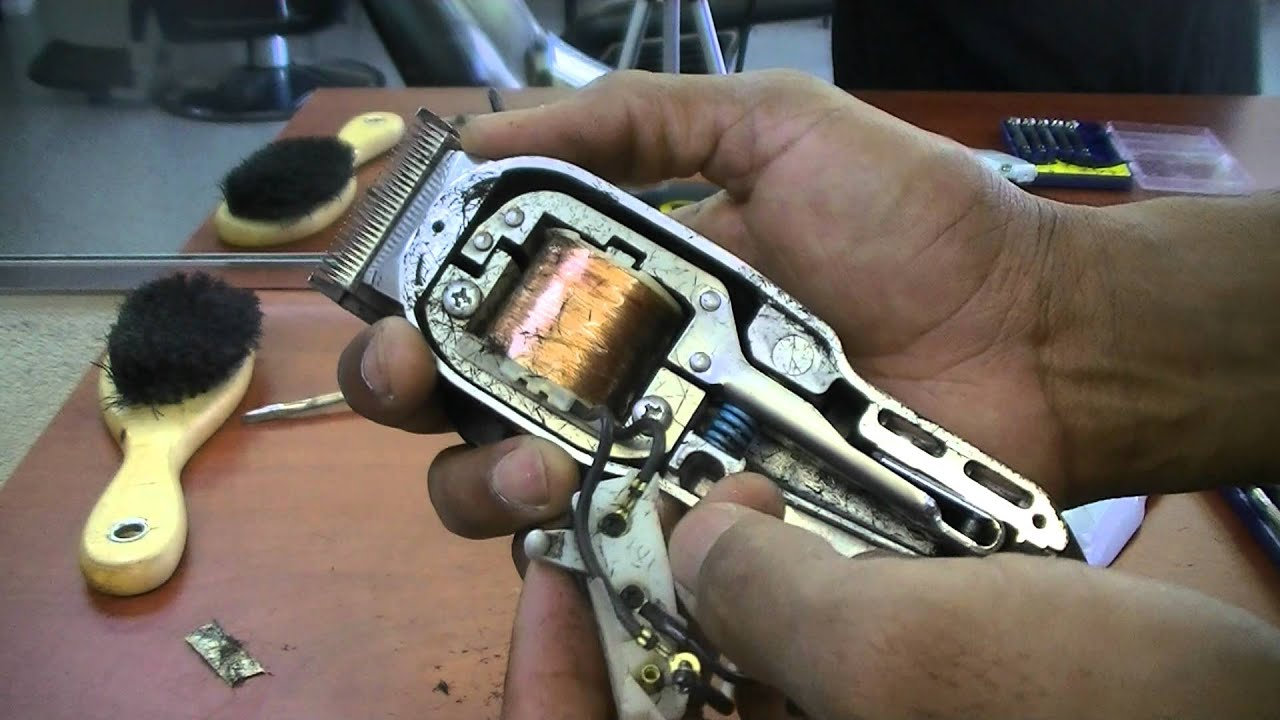 How To Replace The Power Cord On Your Wahl Senior By