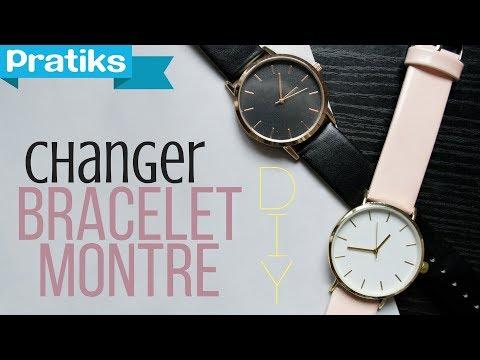 Bracelet Changer Vous Comment Votre Youtube Montre De Même rCWxBdeo