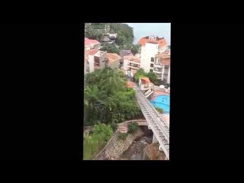 Royal Park Acapulco, Terraza panorámica.