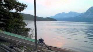 Tag 16 (3) - Abend am Little Doctor Lake(Das