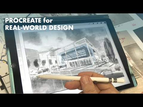 a-real-world-architectural-design-charrette-with-procreate-app-and-ipad-pro