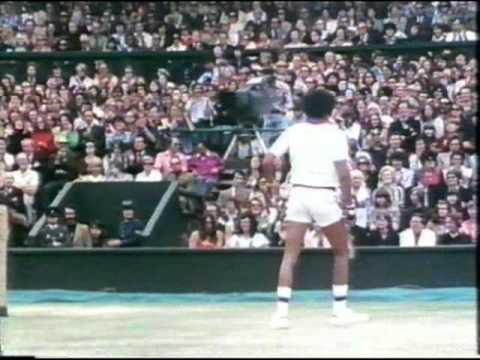 95 Arthur Ashe Wins Wimbledon