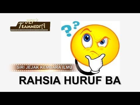 Dr. DANIAL RAHSIA PADA HURUF BA