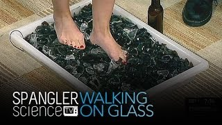 Walking on Glass - Cool Science Experiment