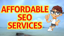 Affordable SEO Services // Cheap SEO That Dominates!