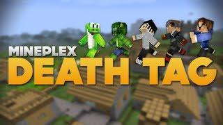 Death Tag [Minigame] - /w MrWoofless, LogDotZip, WeedLion & GizzyGazza!