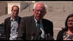 """Watch live: Bernie Sanders unveils plan to eliminate $1.6 trillion in student <span id=""""loan-debt"""">loan debt '</span> class='alignleft'>Bernie Sanders to unveil plan to cancel all $1.6 trillion of student loan debt.. Sen. Bernie Sanders is set to stake. Under the Sanders plan, if you have student debt of any kind it would be.</p> <p>Sanders will submit legislation that cancels $1.6 trillion of student loan undergraduate and graduate debt for approximately 45 million people.. Bernie Sanders to unveil plan to cancel all $1.6.</p> <p>Sanders's plan would cancel $81 billion in existing past-due medical debt, repeal parts of the 2005 bankruptcy reform bill and ensure that unpaid medical bills do not impact one's credit score. Sanders has hit the 2005 bill for eliminating """"<span id=""""fundamental-consumer-protections"""">fundamental consumer protections</span>,"""" accusing it of making it difficult for Americans to pay back medical.</p> <p>Bernie Sanders And Ilhan Omar Unveil Plan To Cancel $1.6 Trillion Of Student Loan Debt Here's how taxing Wall Street transactions could <span id=""""release-45-million-americans"""">release 45 million americans</span> from their student debt.</p> <p>[Politics] – Bernie Sanders to unveil plan to cancel all $1.6 trillion of student loan debt [Top Stories] – Five years after James Foley was killed by ISIS, US hostage.</p> <p><a href="""
