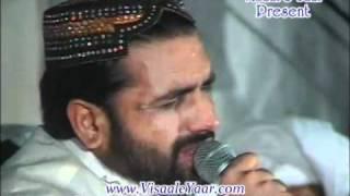 Punjabi Naat(Meri Umar Madine)Qari Shahid Mahmood.By Visaal