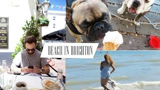 On the Beach in Brighton! | Vune #30