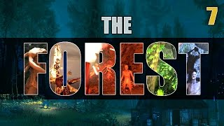 The Forest: Survival Horror | Meaty vs.Cannibals Ep.7