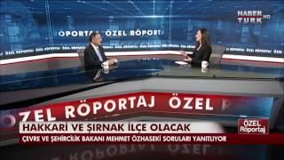 Özel Röportaj - 17 Ağustos 2016 (Mehmet Özhaseki)ᴴᴰ