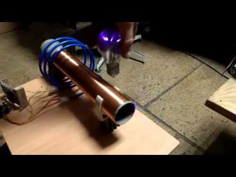 TESLA COIL IN REAL LIFE!!(Proof)