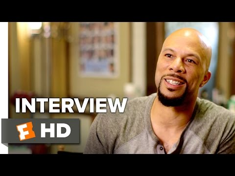 Barbershop: The Next Cut Interview - Common (2016) - Comedy HD