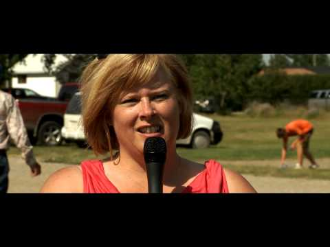 Save Little Bow short documentary - Carmangay, Alberta - July 30, 2012