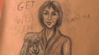 Cookingwithdog Speed Drawing (Get Well Soon!)