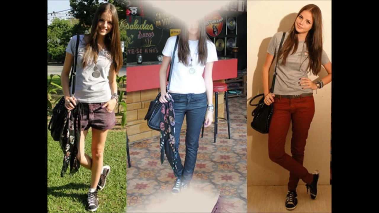Well-known Como Continuar Fashion Usando Uniforme Escolar 2 - YouTube TX03