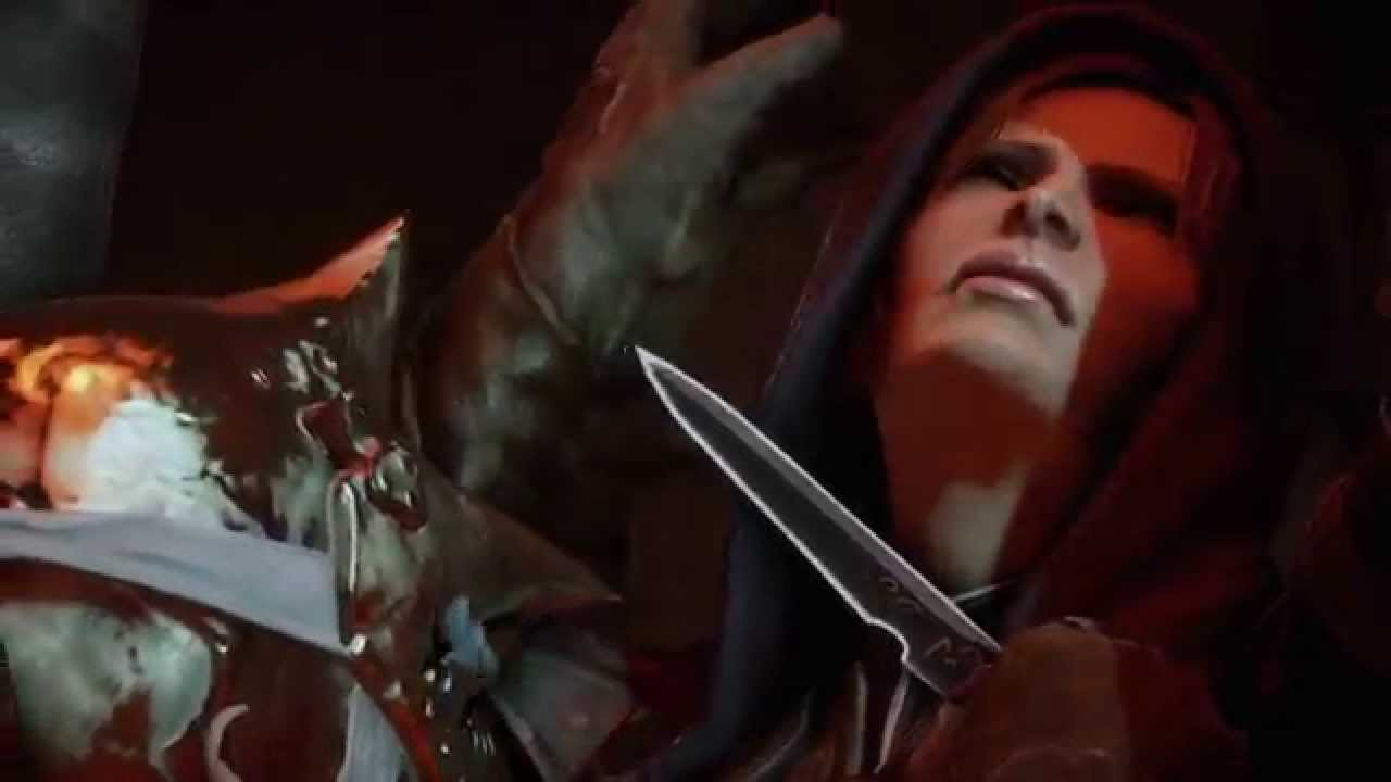 Fall Romance Wallpaper Dragon Age Inquisition Official Trailer Lead Them Or