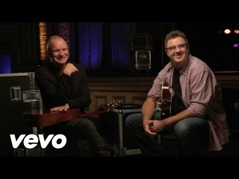 Sting, Vince Gill  If I Ever Lose My Faith In You  In New York City