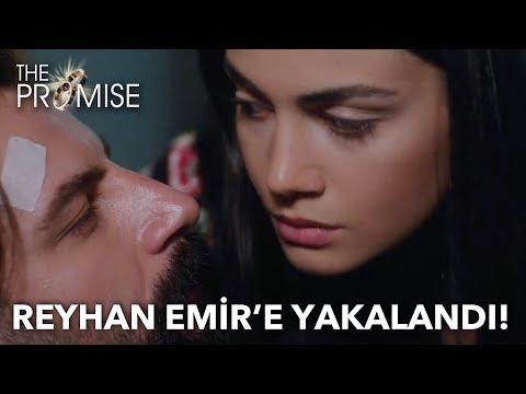 Reyhan Emir'e fena yakalandı! | Yemin 80. Bölüm