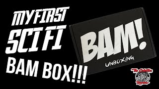 BAM BOX OPENING!!! My 1st Sci Fi Unboxing Goonies Special