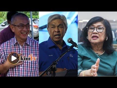 Lagi MP Umno keluar parti?, Rafidah kritik HARAPAN - Sekilas Fakta 10 Okt 2018