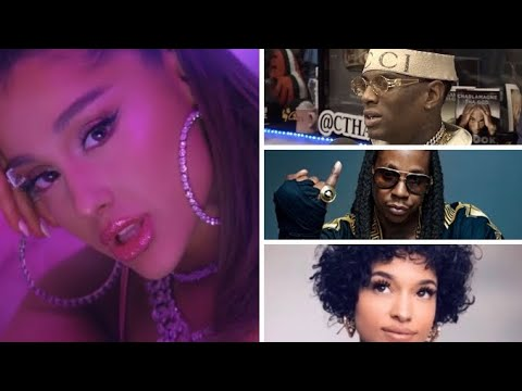 d416538fee7 Ariana Grande ACCUSED of RIPPING OFF Soulja Boy