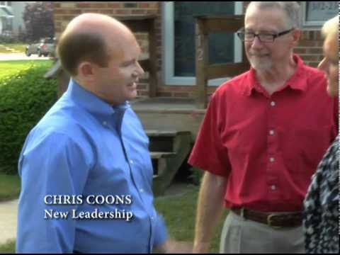 New TV ad: Chris Coons