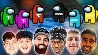 FAZE CLAN vs SIDEMEN - Among Us