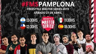 FMS ESPAÑA - Jornada 1 #FMSPamplona Temporada 2019