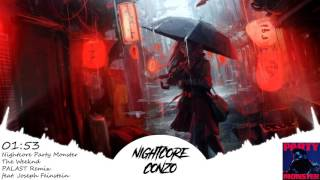 Nightcore- Party Monster (The Weeknd) [PALAST Remix]
