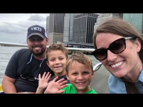 Family Vacation Northeast Road Trip June 2018