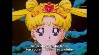 Sailor Moon French Opening