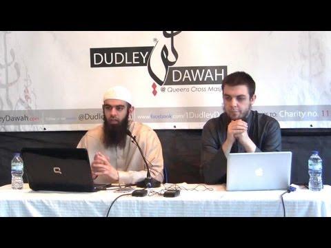 Exorcism (Ruqya) Course - Episode 1/9 - Introduction - Abu Ibraheem & Tim Humble thumbnail