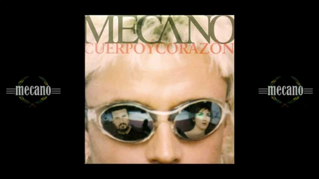 Mecano - Cuerpo y corazón - YouTube