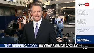 Briefing Room: Resolution to condemn Trump's tweets, Mayor Lightfoot, Kudlow, Apollo 11 anniversary