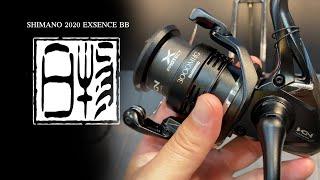 2020 SHIMANO EXSENCE BB C3000MHG 3000MHG 4000MHG 4000MXG Spinning Fishing Reels