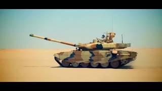 t 90ms main battle tank testing in kuwait
