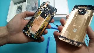 HTC One M9 разборка, пизде., с Aliexpress 124$