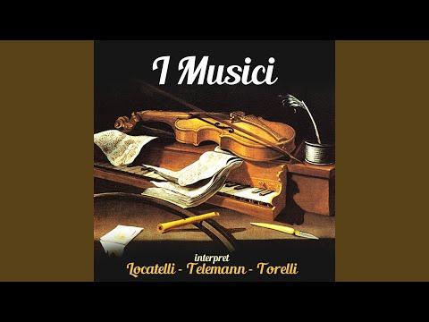 Concerto For Violin No. 9 In G Major (The Art Of Violin, Op. 3) : I. Allegro