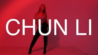 Nicki Minaj - Chun Li heels dance choreography by @iamkitgyal