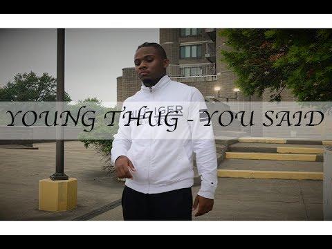 Young Thug - You Said| @JTRX_ @Hooliboi94| #YoungThug #ChiAndTrix #KultureKingz